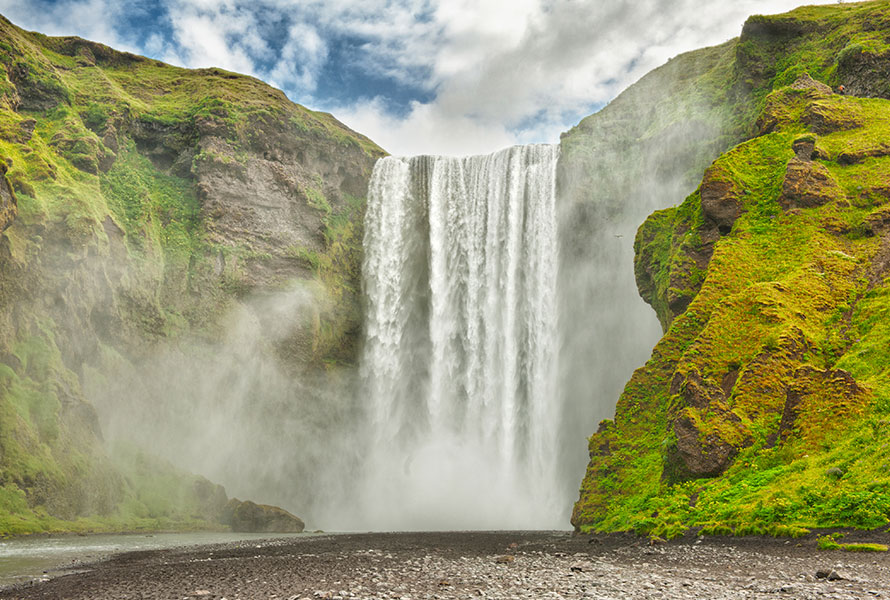 waterfalls of south iceland, Experience the Waterfalls of South Iceland