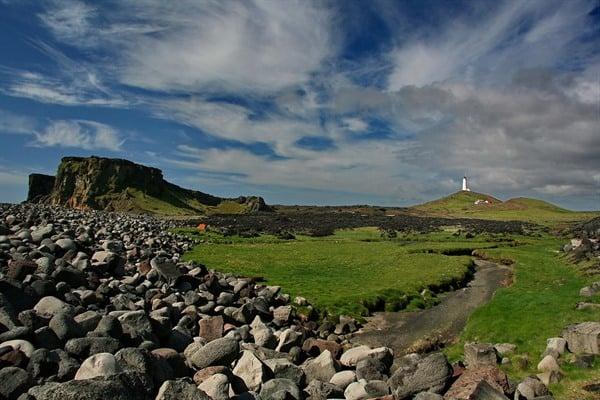 lighthouses near reykjavik, Lighthouses near Reykjavik